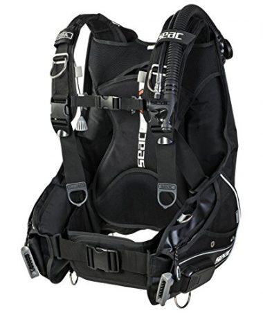 SEAC Sherpa Buoyancy Compensator Scuba BCD