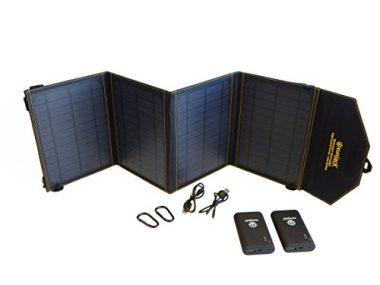 SunJack 20W Solar Charger