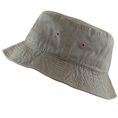 The Hat Depot 300N Summer Travel Bucket Hat