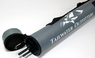 Tailwater Outfitters Toccoa Fly Rod with Rod Tube