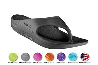 Telic Arch Support Recovery Women's Flip Flop