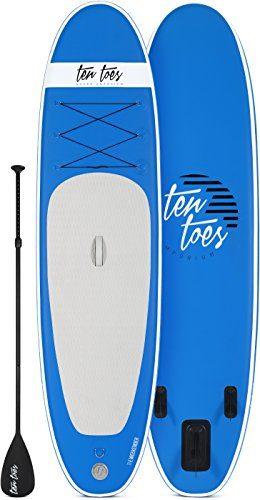 Ten Toes Weekender Inflatable Paddleboard