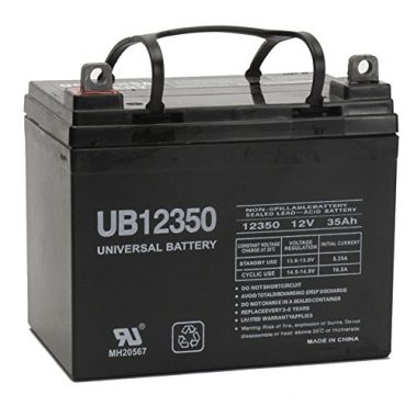 UPG Sealed Lead Acid Marine Battery