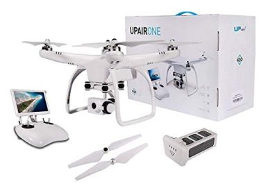 UPair Quadcopter Fishing Drone