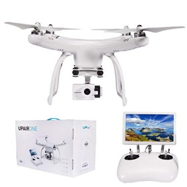 UPair One Drone with Camera, Quadcopter drone, 2.7K HD Camera