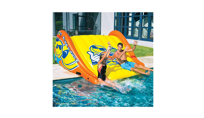 WOW Watersports Slide N Smile Pool Slide