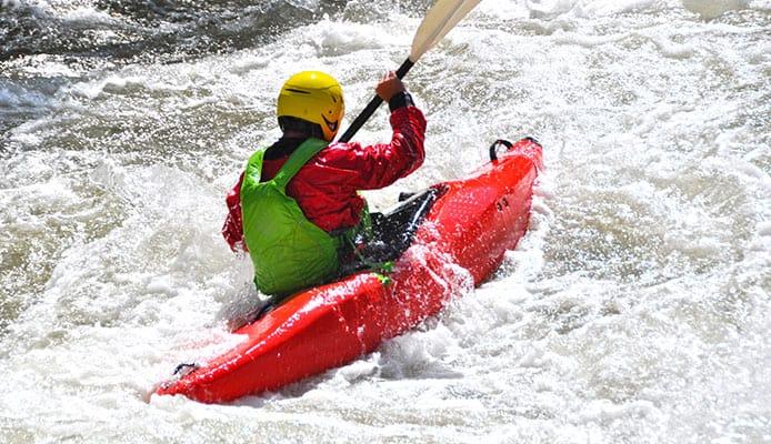 White_water_kayaking