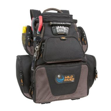 Wild River by CLC Custom Leathercraft Tackle Backpack