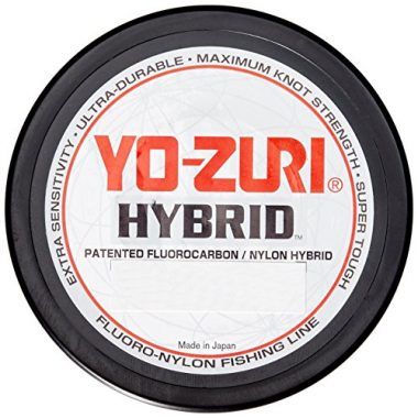 Yo-Zuri Hybrid 600-Yard Fishing Line For Spinning Reel