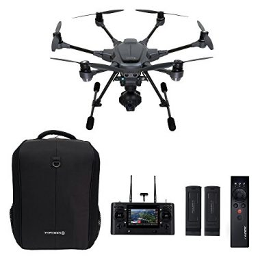 Yuneec Typhoon H Pro with RealSense Technology Fishing Drone