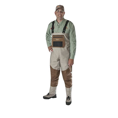 Caddis Tauped Deluxe Fly Fishing Wader