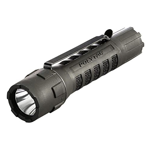 Streamlight PolyTac LED Flashlight with Lithium Batteries