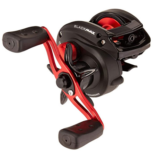 Abu Garcia BMAX3 Max Low-Profile Fishing Baitcasting Reel