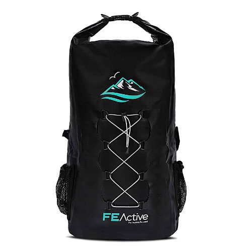 FE Active 30L Eco Friendly Waterproof Dry Bag Backpack