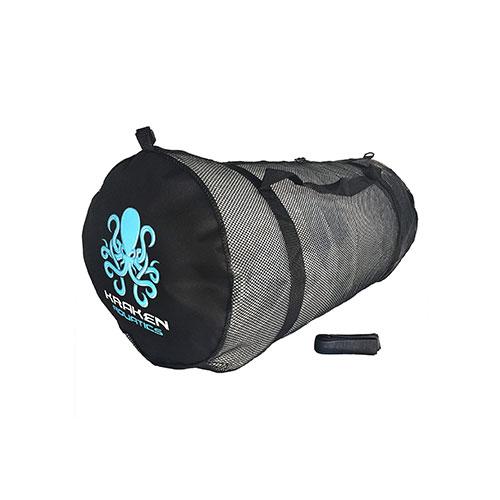 Kraken Aquatics Mesh Duffel Gear Bag