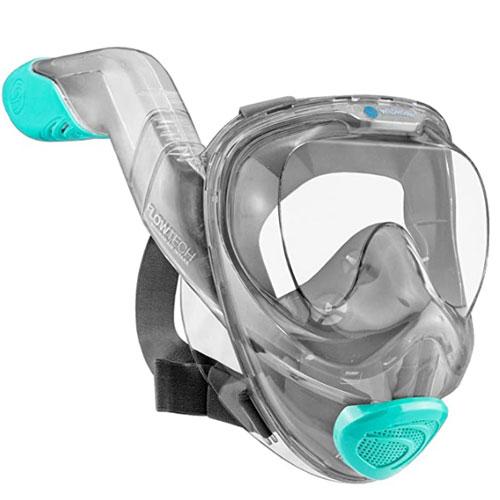 WildHorn Outfitters Seaview 180° V2 Snorkel Mask