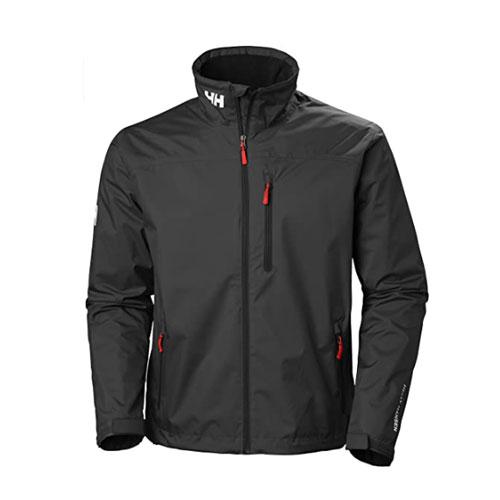 Helly Hansen Men's Crew Mid-layer Fleece Rain Jacket