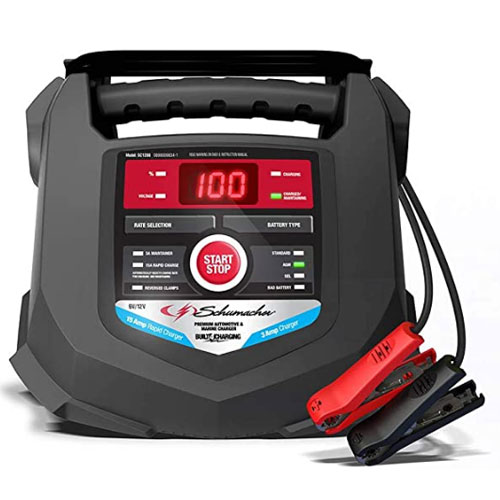 Schumacher Marine Battery Charger
