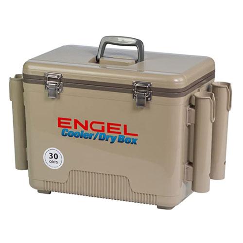 Engel Dry Box, 30 Quart Fishing Cooler