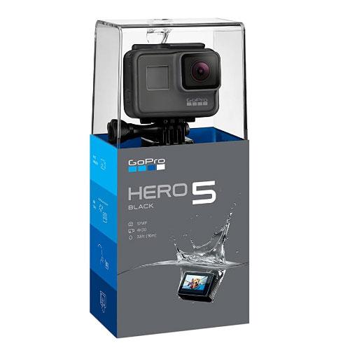 GoPro Hero5 Black Waterproof Digital Action Camera