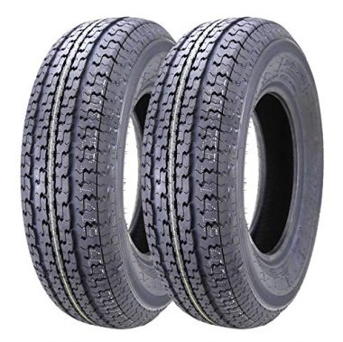 Grand Ride 2 New Trailer Tires