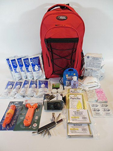 3 Day 2 Person Emergency Survival Disaster Kit By Storm Emergency and Survival