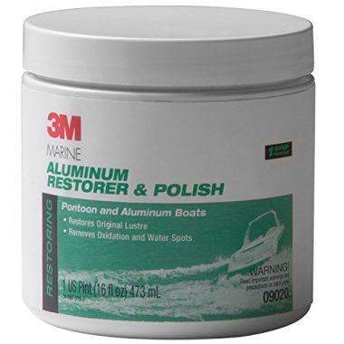 3M 09020 Marine Aluminum Restorer & Polish