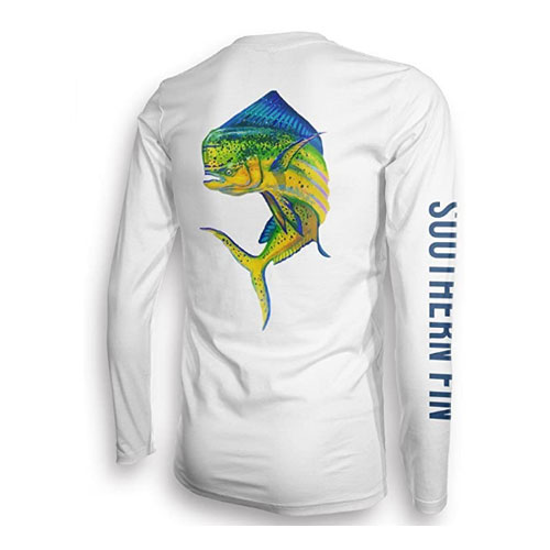 Southern Fin Apparel Unisex Fishing Shirt