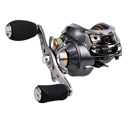 Sougayilang Fishing Baitcasting Reel