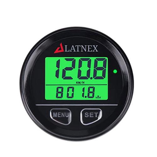 LATNEX SP-GPS95 Waterproof GPS Boat Speedometer