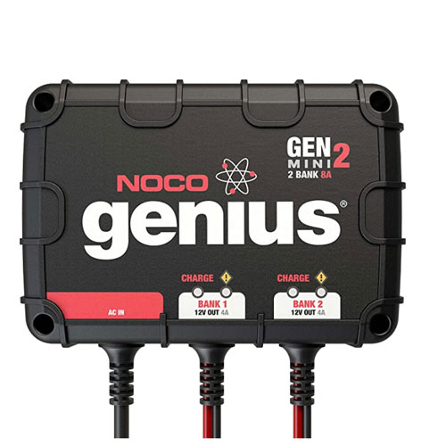 NOCO Genius Marine Battery Charger