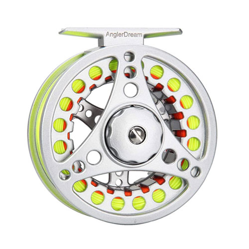 Angler Dream Large Arbor Fly Fishing Reel
