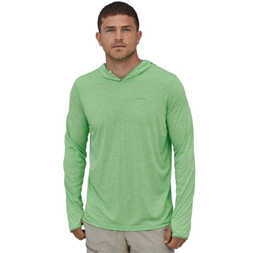 Patagonia Tropic Comfort II Hooded Fishing Shirt