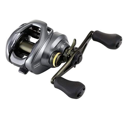 Shimano CURADO DC, Low Profile Baitcasting Freshwater Fishing Reel