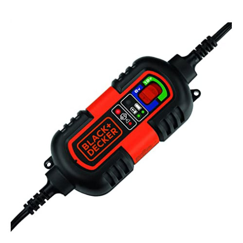Black+Decker Automatic Marine Battery Charger