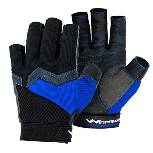 WindRider Ultra Grip Breathable Sailing Gloves