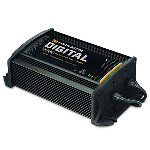Boating Accessories New MINN KOTA Marine Battery Charger