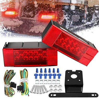 AMBOTHER Submersible Trailer Lights