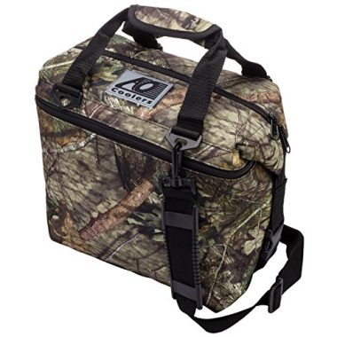 O Coolers Canvas Soft Fishing Cooler