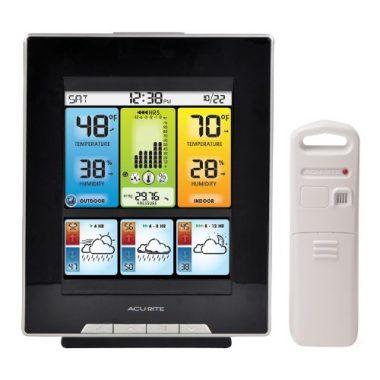 AcuRite 02007 Indoor Outdoor Thermometer