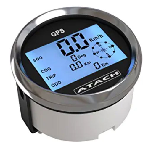 AndyTach Digital GPS Boat Speedometer