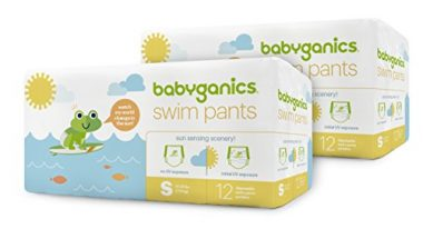 Babyganics Pants Swim Diapers
