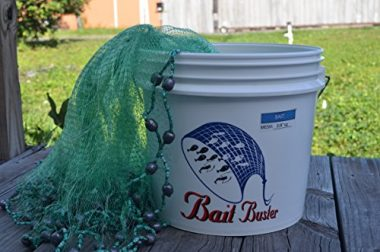Professional Grade Cast Net By Bait Buster