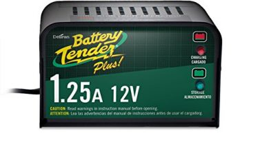 Battery Tender Marine Battery Charger