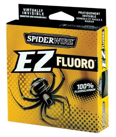 EZ Fluorocarbon Fishing Line By SpiderWire