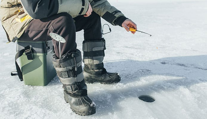 10 Best Ice Fishing Boots In 2021 🥇 | Tested and Reviewed by Fishing  Enthusiasts - Globo Surf