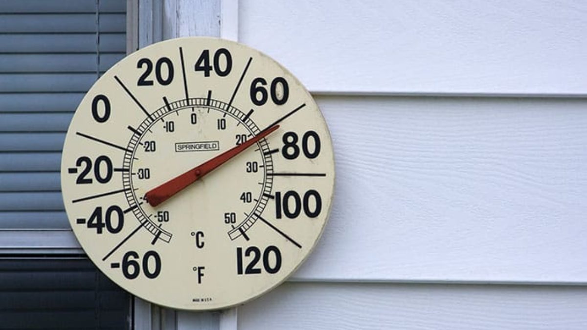 GARDEN COLLECTION THERMOMETER  INDOOR OR OUTDOOR USE SMALL SIZE