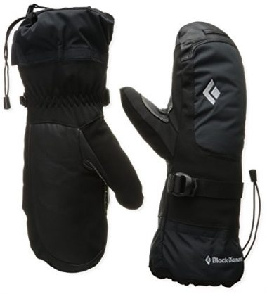 Black Diamond Mercury Mitts Cold Weather Ice Fishing Gloves
