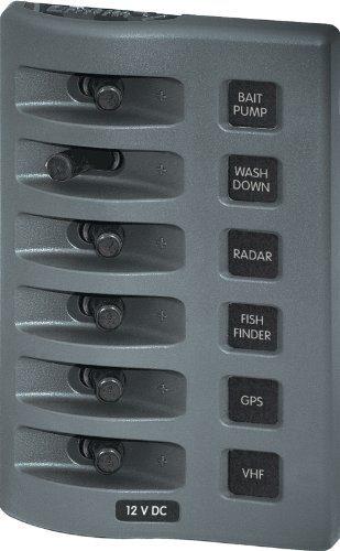 Blue Sea Systems WeatherDeck Waterproof Panel