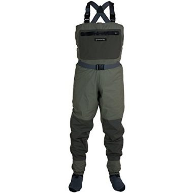 Compass 360 Deadfall Breathable STFT Chest Fly Fishing Wader